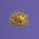 Clap Palmito gold