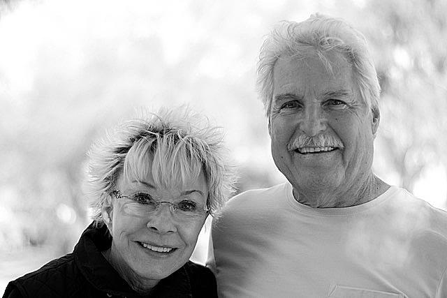 Jill and Richard B W