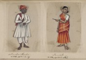 Hindoo barber / Female