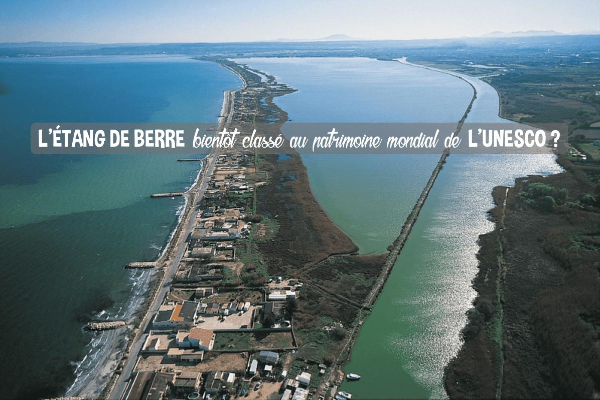 LEtang De Berre Bientt Class Au Patrimoine Mondial De L