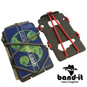 Survival Multi-Tool Wallet
