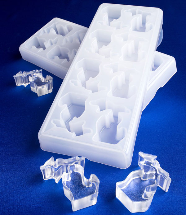 Michigan Ice Cube Trays - Michigan Shape Molds | Made In ...