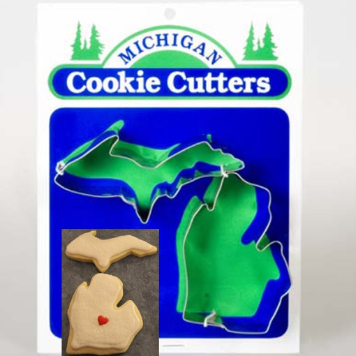 Michigan Cookie Cutter