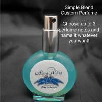 Simple Blend Custom Perfume or Cologne
