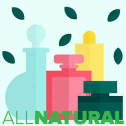 All natural perfume and cologne