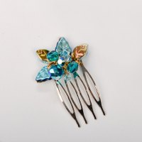 Aqua Droplets Haircomb