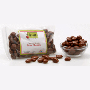 Chocolate Covered Dried Cherries