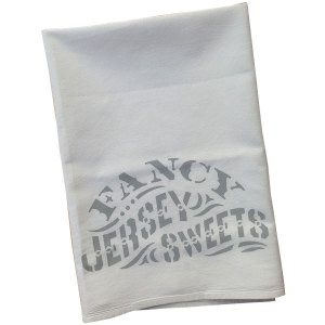 Vintage Graphic Fancy Jersey Sweets Towel