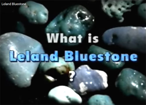 What is Leland Bluestone?