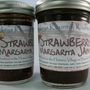 Strawberry Margarita Jam