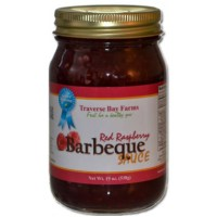 Traverse Bay Farms Red Raspberry BBQ Sauce