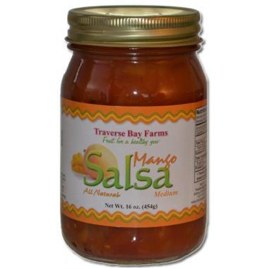 Traverse Bay Farm Gourmet Mango Salsa