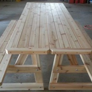 Pic-A-Bench Convertible Picnic Table