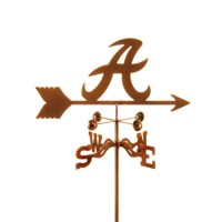 Alabama University Weather Vane