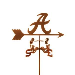 Alabama University Weather Vane