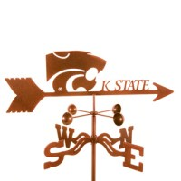 Kansas State University Weather Vane