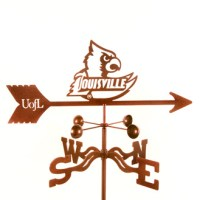 University of Louisville Weather Vane