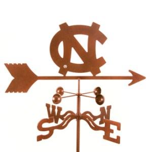 North Carolina University Weather Vane