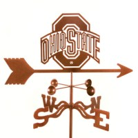 Ohio State Weather Vane
