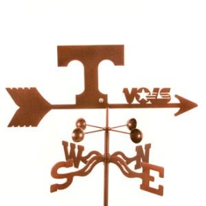 University of Tennessee Weather Vane