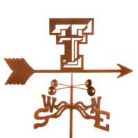 Texas Tech Weather Vane