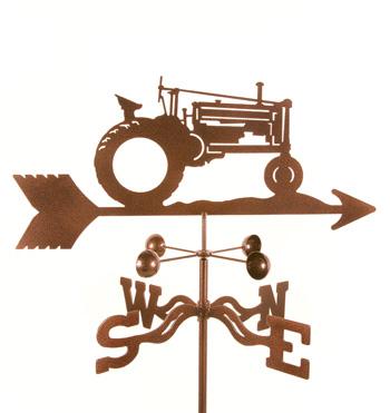 Tractor John Deere Weathervane