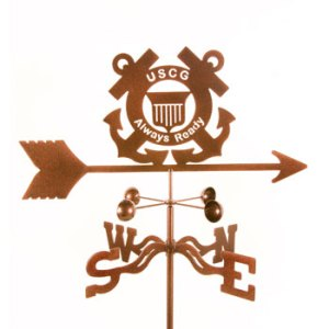 Coast Guard Weather Vane