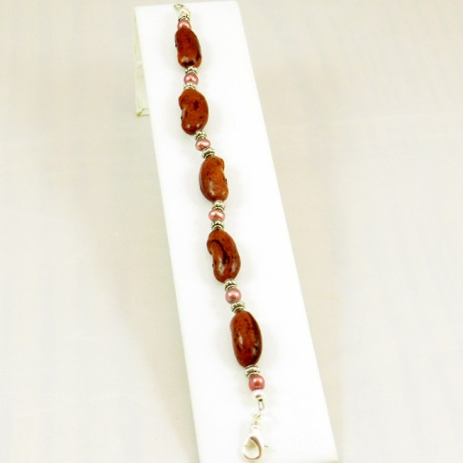 Candy Bean Bracelet