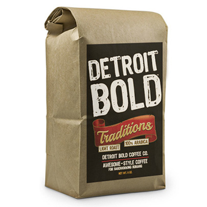 Traditions Coffee by Detroit Bold