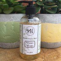 Honeysuckle Spice Hand Wash