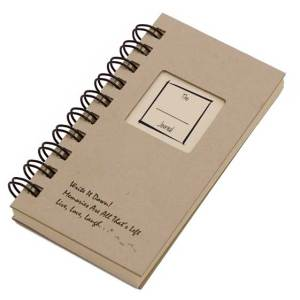 The Blank Mini Journal