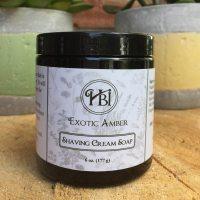 Exotic Amber Shave Cream