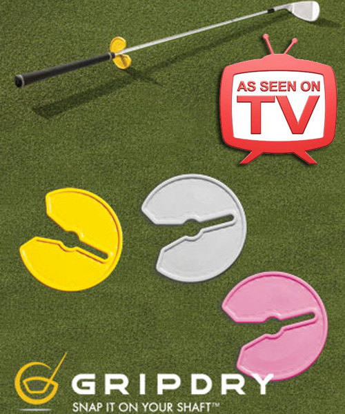 Grip Dry Golf Club Tool Single Pack Made In Michigan