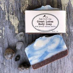 Great Lakes Soap Bar