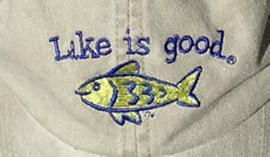Lake Is Good Hat Khaki