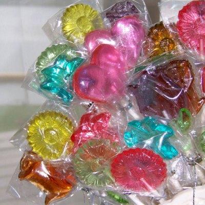Novelty Lollipops