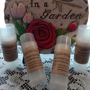 All Natural Michigan Gardens Deodorant