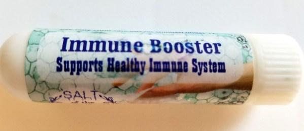 Immune Booster Personal Aromatherapy Inhaler