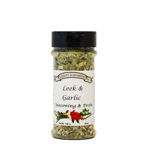 Leek Garlic Seasoning Pesto