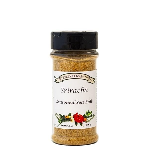 Sriracha Seasoned Sea Salt