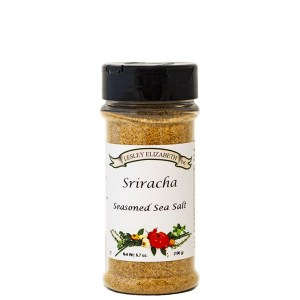 Sriracha Seasoned Sea Salt