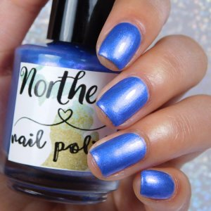 Beach Glass Nail Polish Toxic Free