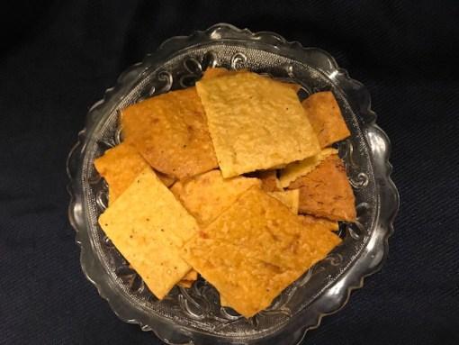 Eichorn Sourdough Cheese Crackers