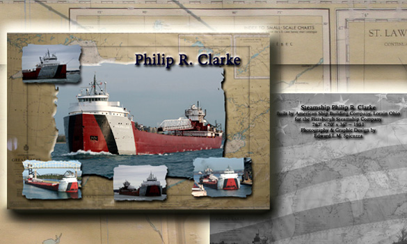 Nautical Postcard Set Philip R Clarke