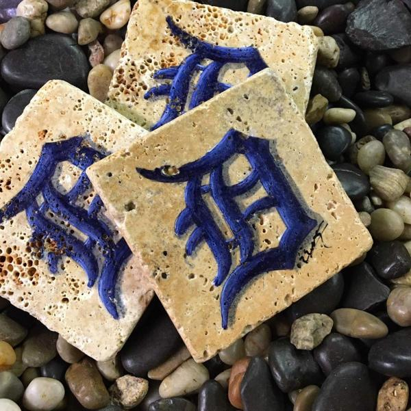 Detroit Tigers Coaster