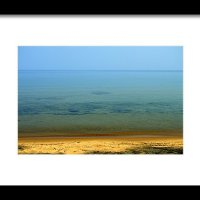 Clearness of Lake Superior Print