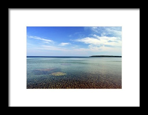 Lake Superior Rocks Art Print