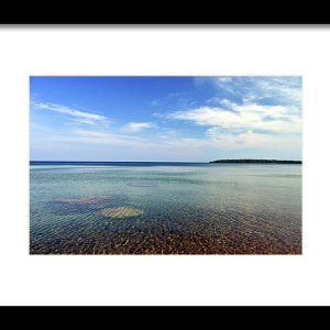 Lake Superior Rocks Art Print