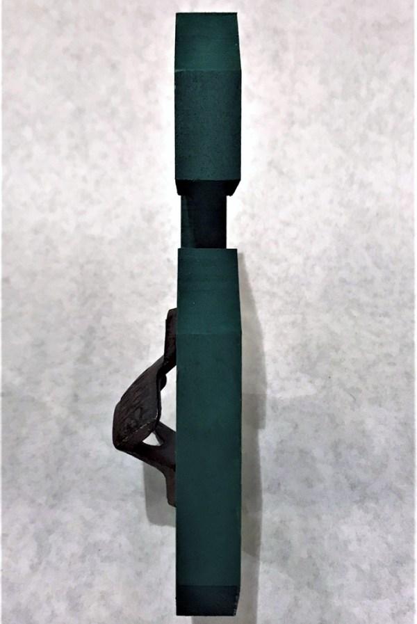MSU Sparty Bottle Opener Side