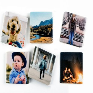 Custom Photo Magnet Ceramic Refrigerator Magnets